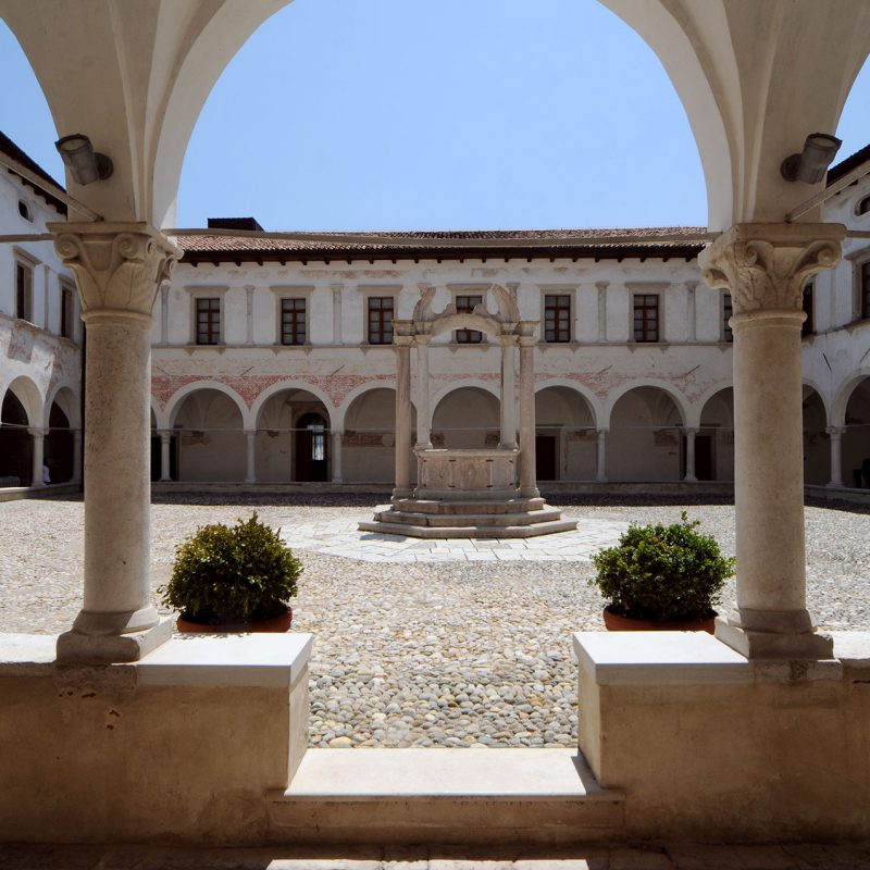 Former Convent of San Francesco and Brolo - Visit Conegliano