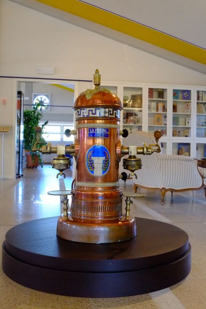Museo del caffè Dersut