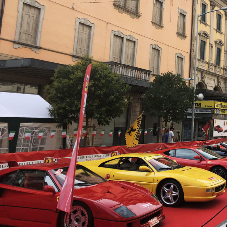 EXPO for cars, motorcycles, caravans, industrial vehicles and vintage cars - Visit Conegliano