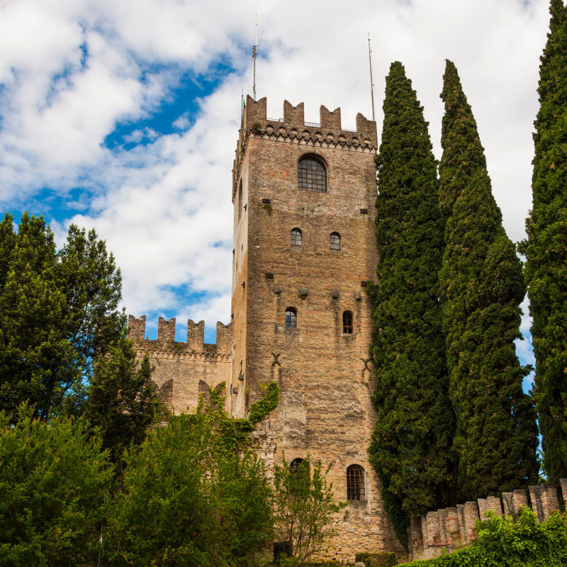 The Castle and the Castle Museum - Visit Conegliano