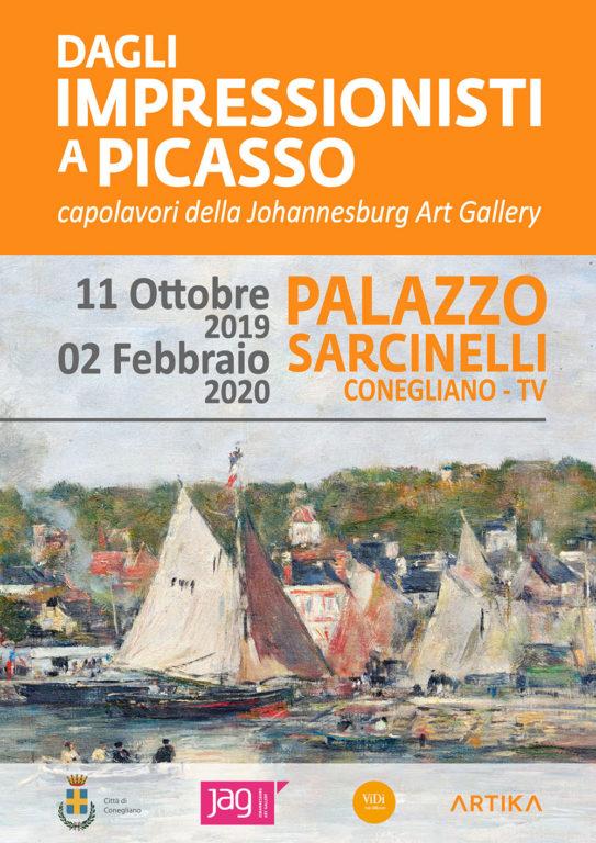 Dagli Impressionisti a Picasso. Capolavori della Johannesburgh Art Gallery - Visit Conegliano