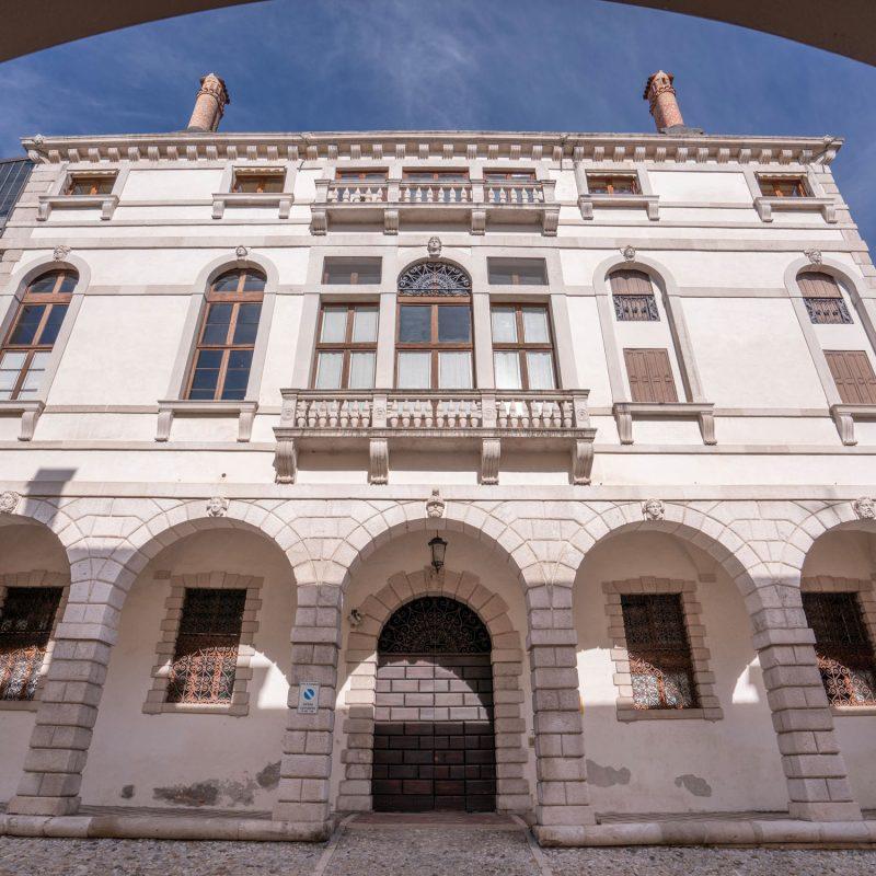 Palazzo Montalban Vecchio - Visit Conegliano