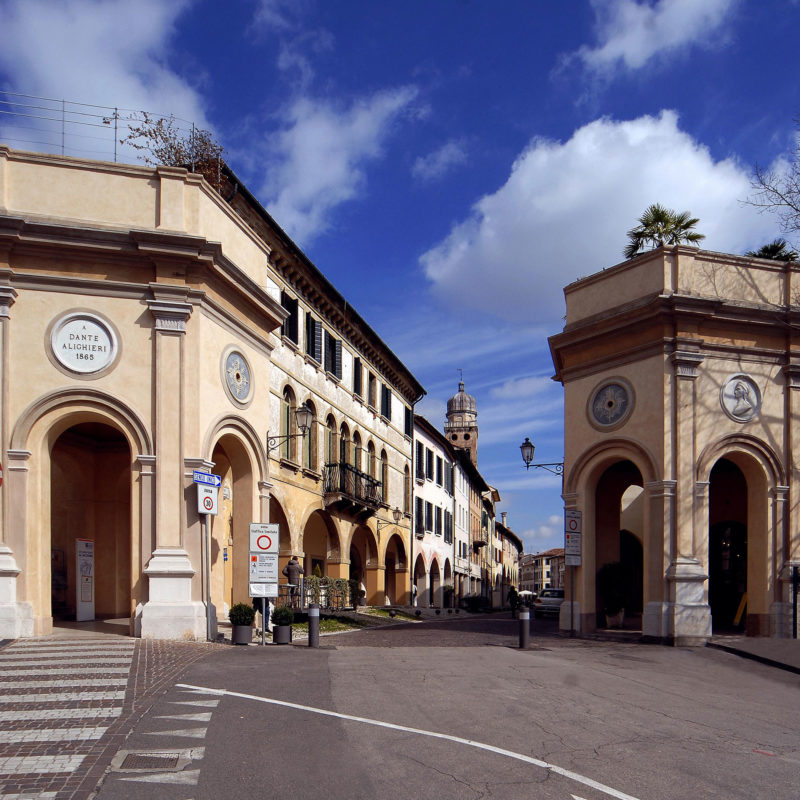 Porta Dante oder Rujo - Visit Conegliano