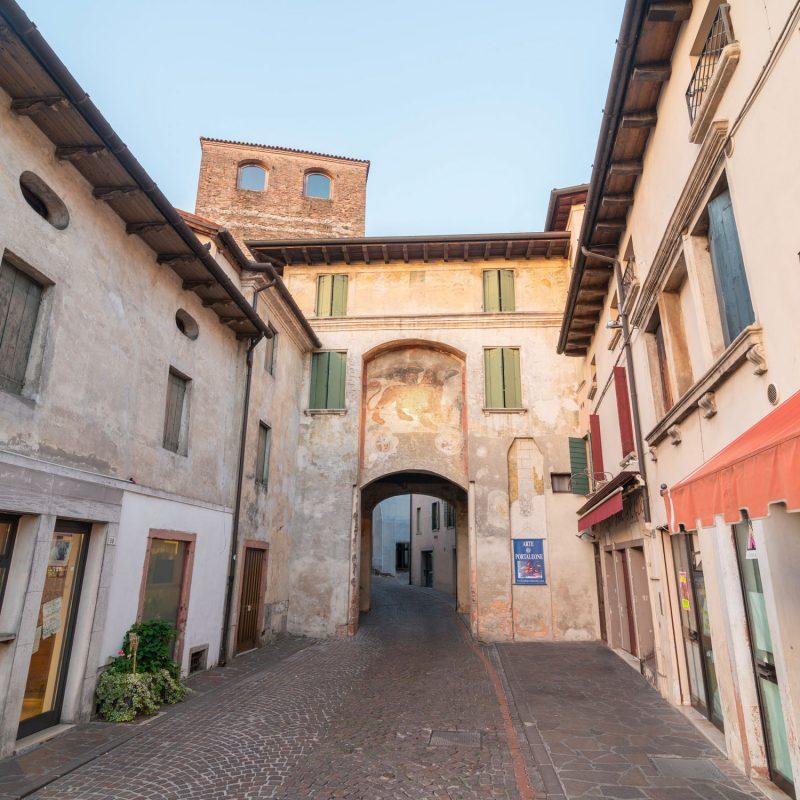 Porta del Monticano o del Leone - Visit Conegliano