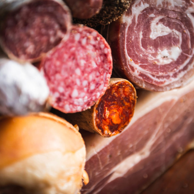 Salami of the Treviso Brand - Visit Conegliano