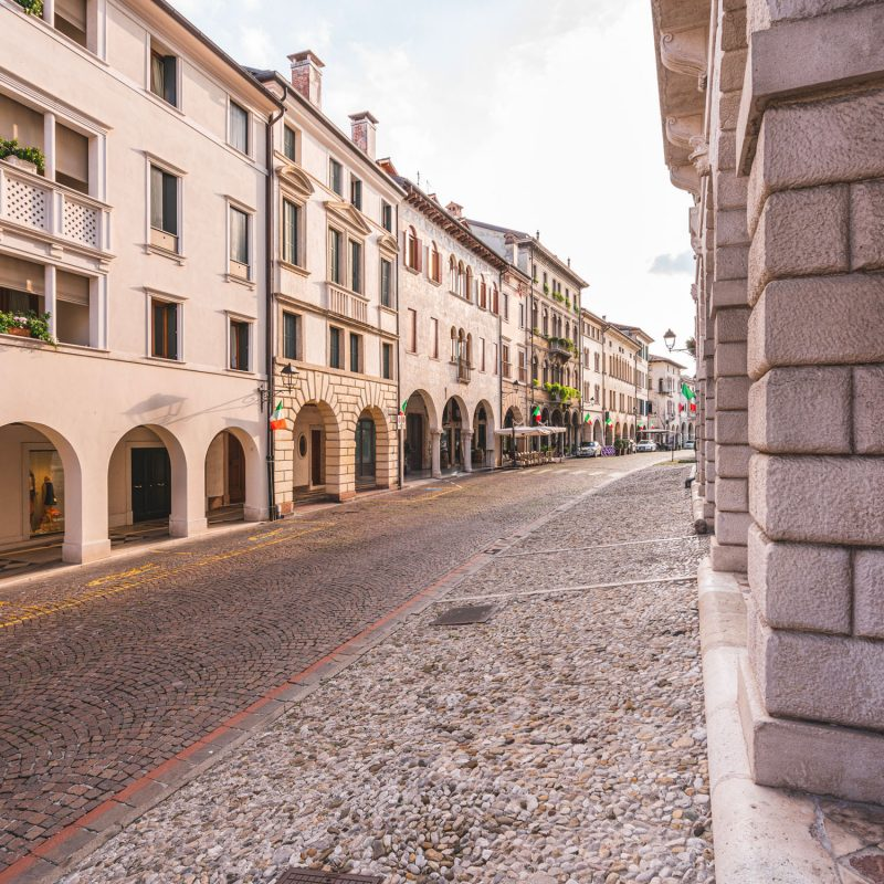 The ancient Contrada Grande - Visit Conegliano
