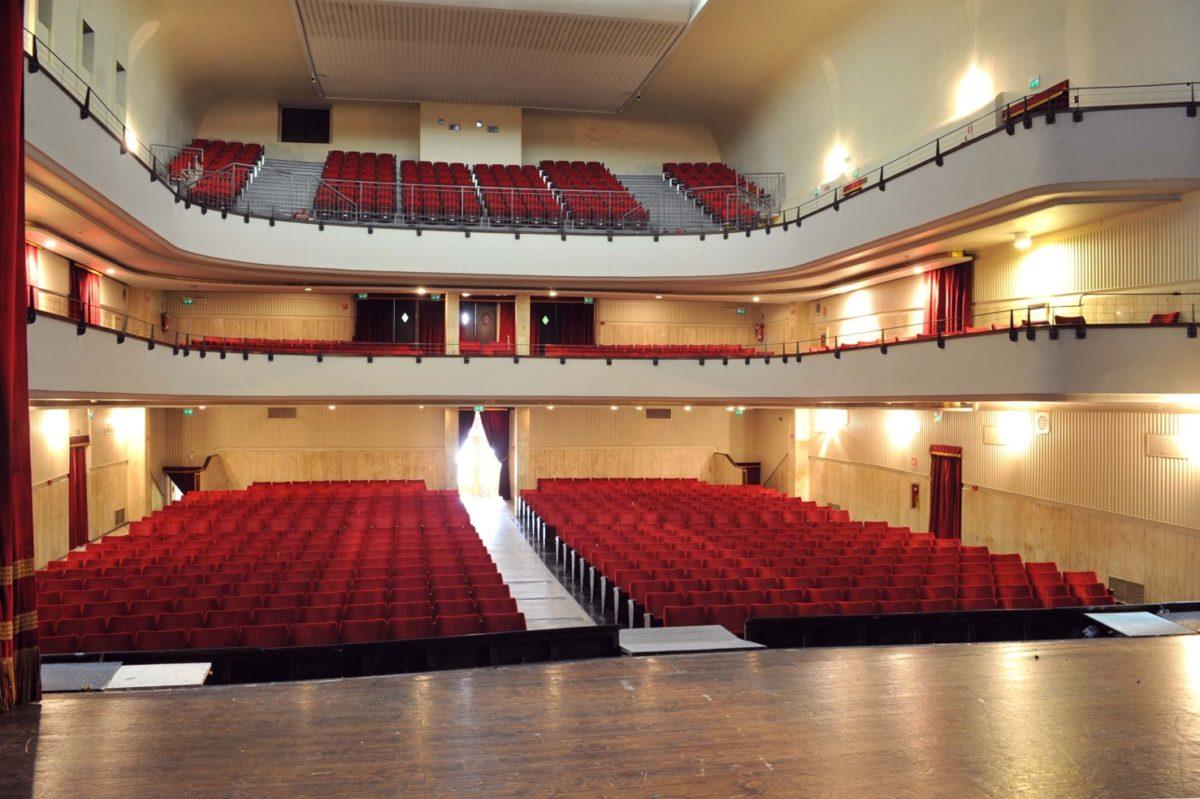 Interno Teatro Accademia