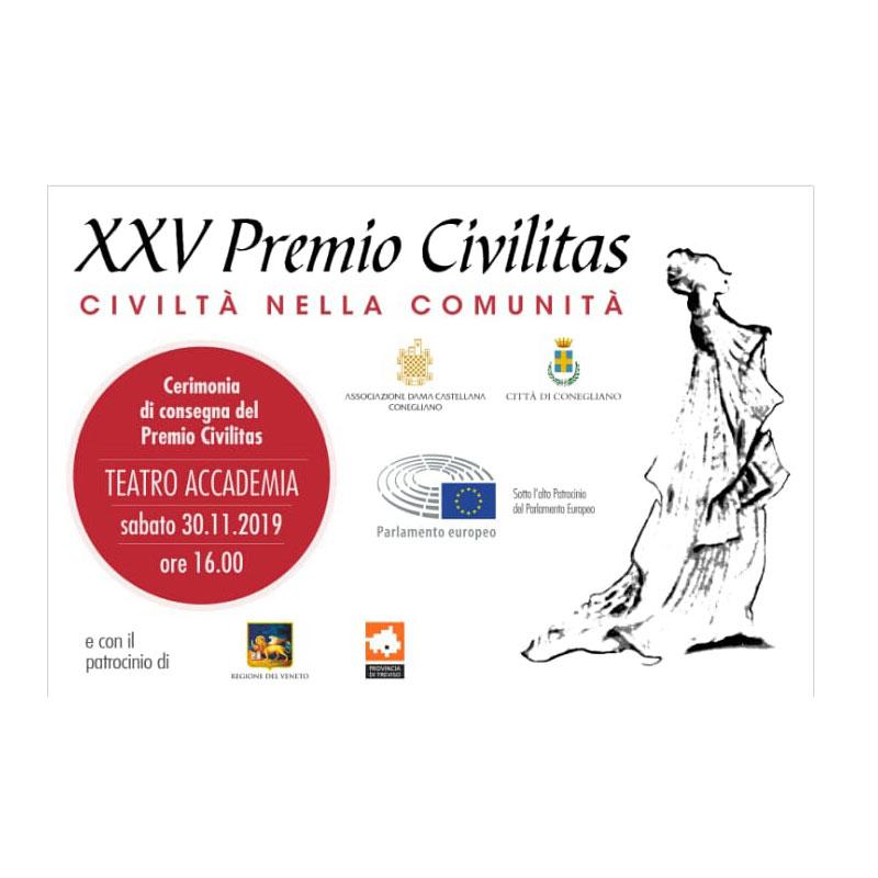 Civilitas Award - Visit Conegliano