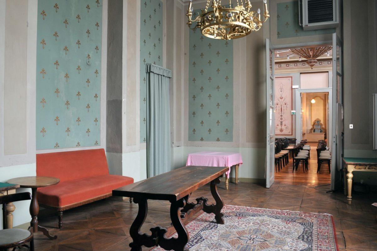 Sala Verde - Teatro Accademia