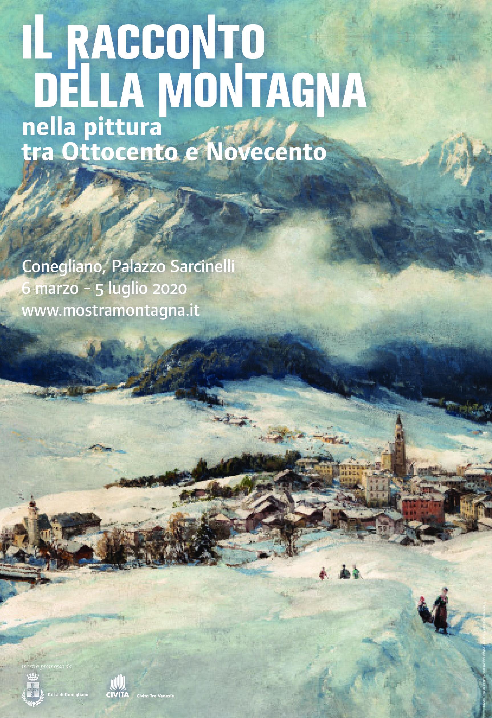 Il racconto della montagna nella pittura tra '800 e '900 - Visit Conegliano