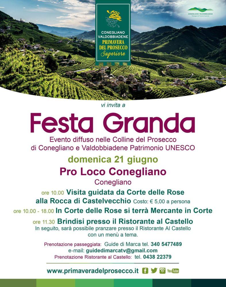 Festa Granda a Conegliano