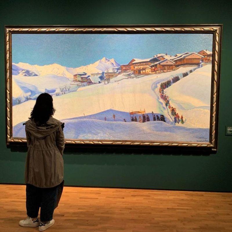 """Guided visits to the exhibition """"Il racconto della montagna nella pittura tra 800 e 900"""" - Visit Conegliano"""