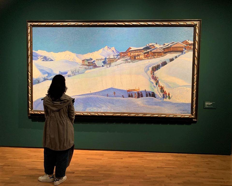 """Führungen durch die Ausstellung """"Il racconto della montagna nella pittura tra 800 e 900"""" - Visit Conegliano"""