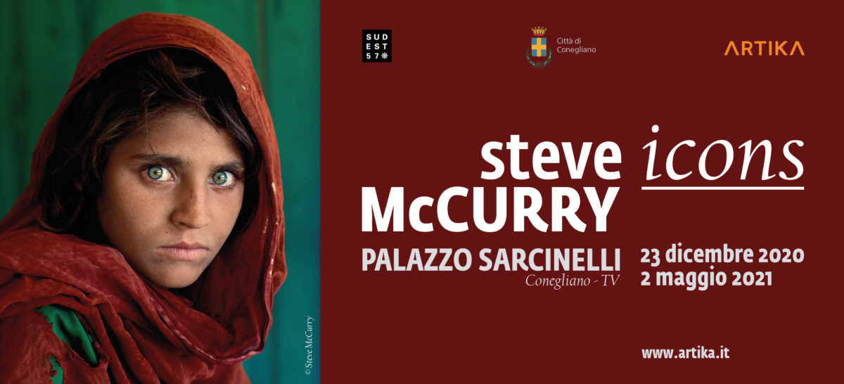 FOTOAUSSTELLUNG STEVE MCCURRY