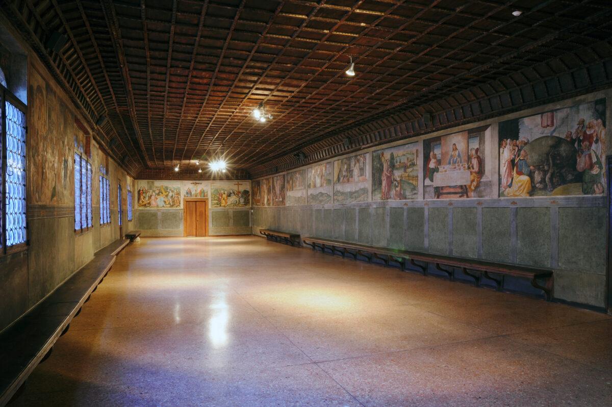 Sala dei Battuti