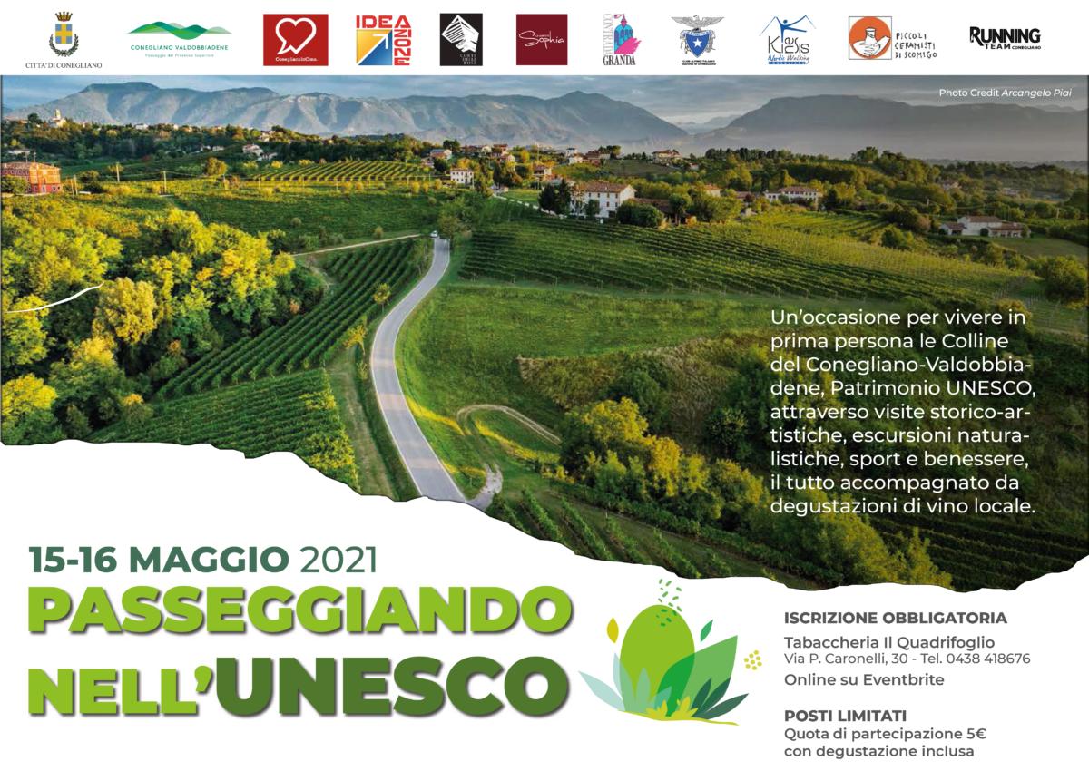 Passeggiando nell'UNESCO
