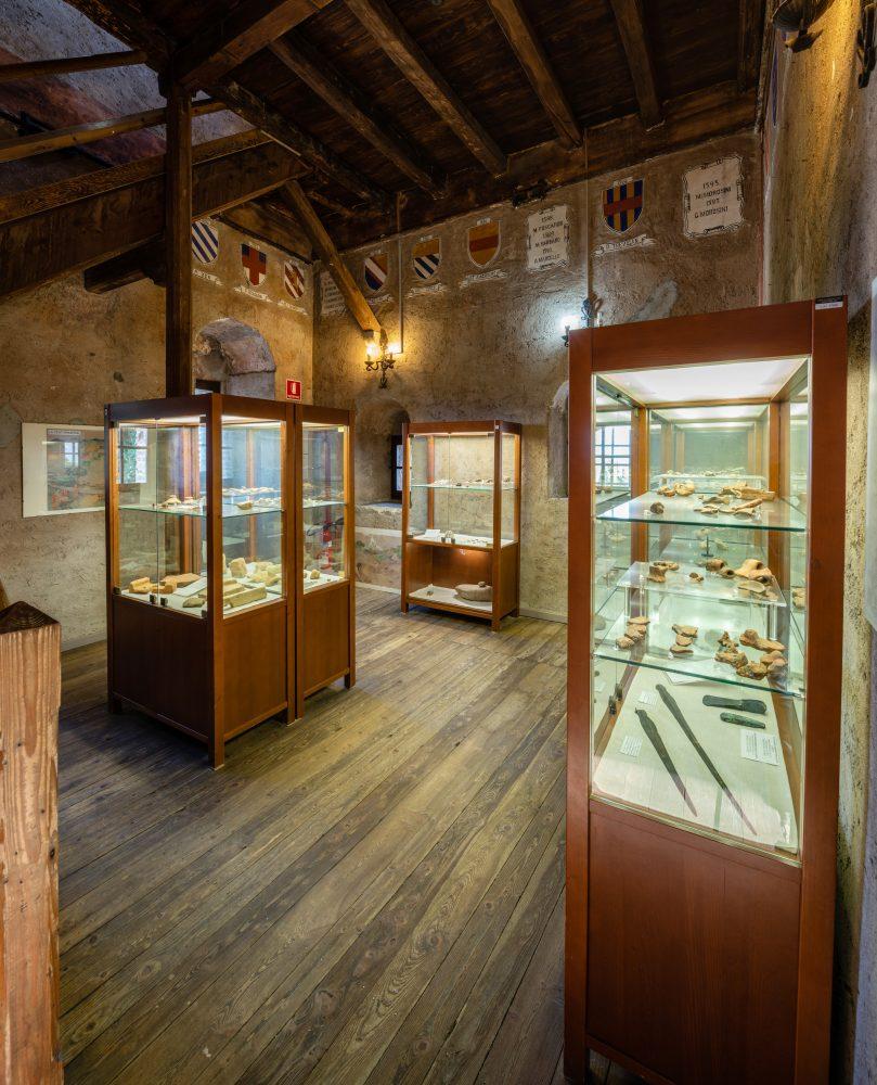 Sala reperti archeologici